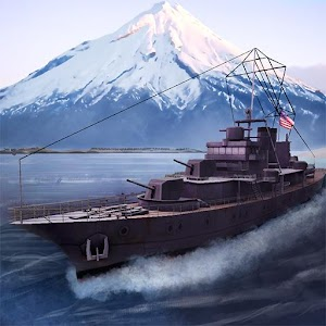 Ships of Battle : The Pacific APK Cracked Download