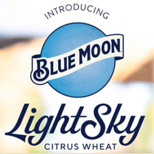 Logo of Blue Moon Light Sky