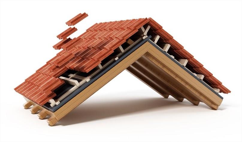 Zmiany w konstrukcji dachu w projekcie domu