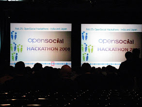 Photo: OpenSocial hackathons: India, South America, US