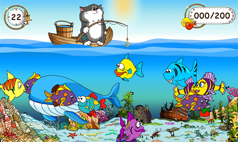 Fishing for kids android apps on google play for Big fish games phone number