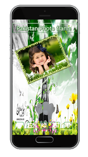 Pakistan Photo Frame – Photo Editor Pakistan - náhled