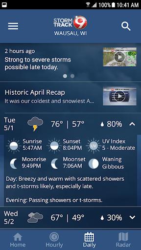 StormTrack9 5.0.901 screenshots 5