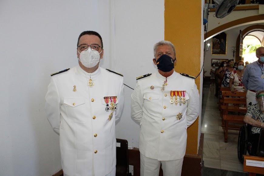 Comandancia Naval de Almería.