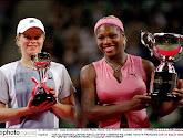 Ook Serena Williams was onder de indruk van de Kimback