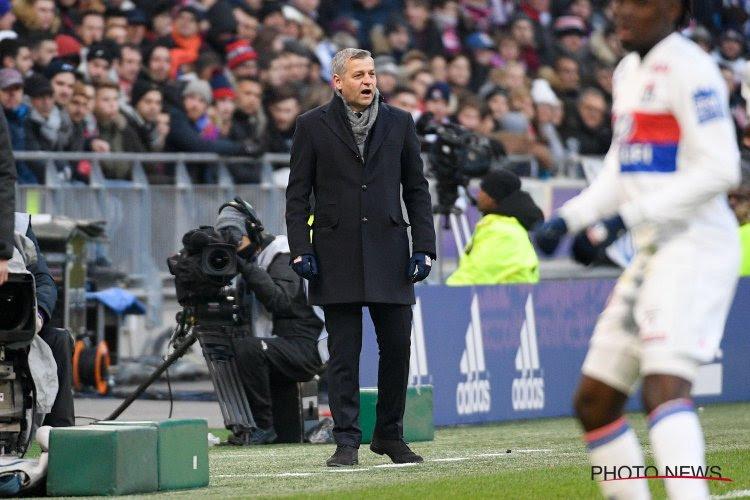 Bruno Génésio et l'Olympique Lyonnais, nouveau rebondissement