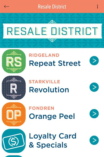 Resale District screenshot 1
