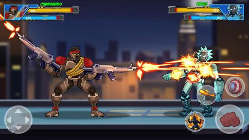 Robot Super: Hero Champions 1.0.8 screenshots 3