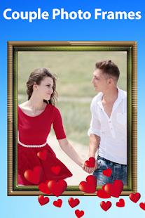 Couple Photo Frames - náhled