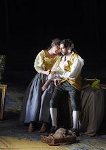 Photo: LE NOZZE DI FIGARO/ Wiener Staatsoper am 27.11.2015. Aida Garifullina, Alessio Arduini. Foto: Wiener Staatsoper/ Michael Pöhn