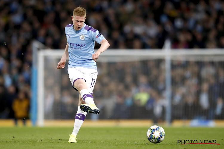🎥 Man City geraakt niet voorbij Newcastle ondanks wereldgoal Kevin De Bruyne