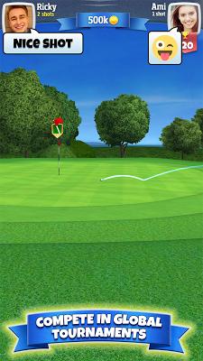 Golf Clash - screenshot