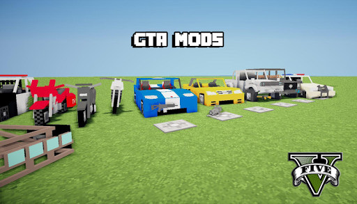 Mod Skin GTA V for Minecraft