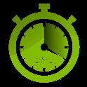 Elizabeth - Race timing icon