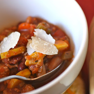 Crock Pot Italian Fagioli Soup