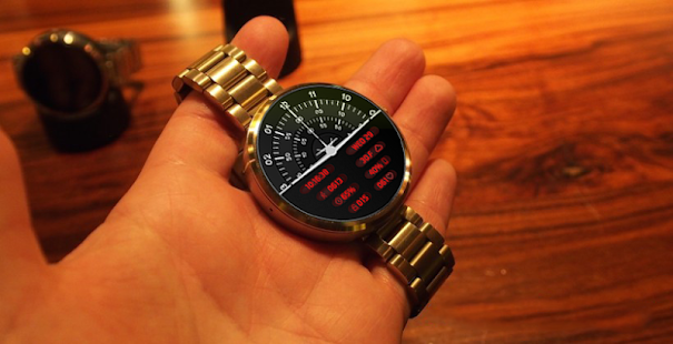 Space Armour Watch Faces- screenshot thumbnail