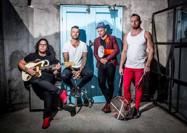 The Parlotones are marking 20 years in the music industry with a celebration tour that includes a concert at Mentors Kraal in Jeffreys Bay next Sunday December 30