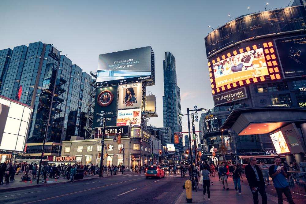 加拿大打工度假遊學留學必去景點dundassquuaure