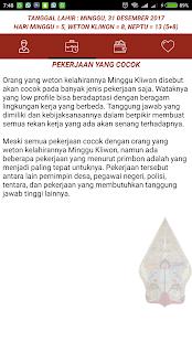 Weton Jawa  2018 - náhled