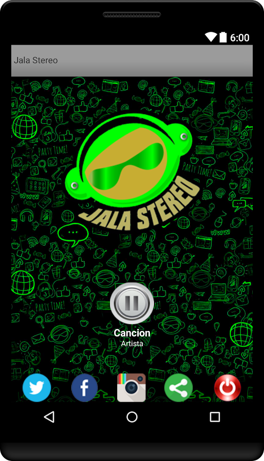 Jala Stereo- screenshot