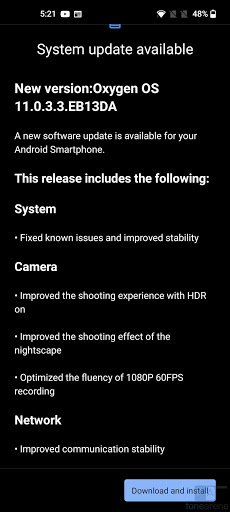 OnePlus Nord CE 5G Receiving Second OxygenOS Updates in Two Days, This Time With HDR Camera Fixes and More