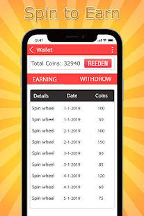 Download Spin and Win - Earn Unlimited Real Cash For PC Windows and Mac apk screenshot 4