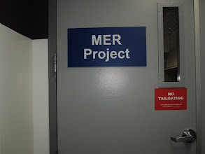 "Photo: ""Mars Exploration Rovers"" Office"