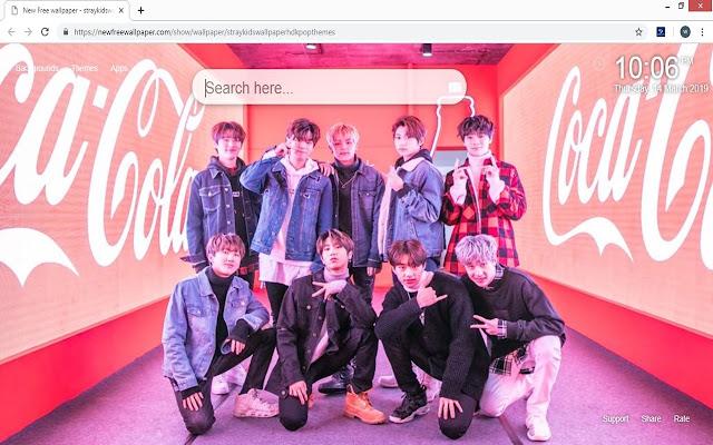 Stray kids wallpaper HD kpop themes