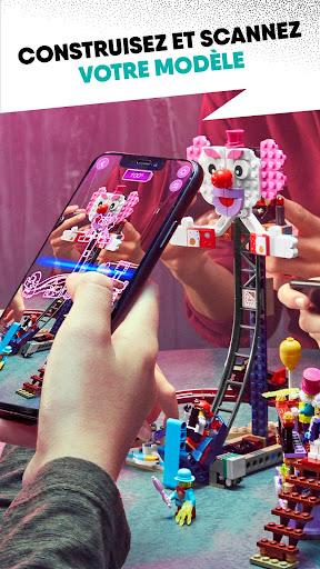 LEGO® HIDDEN SIDE™ fond d'écran 2