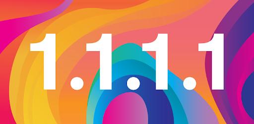 1 1 1 1: Faster & Safer Internet - Apps on Google Play