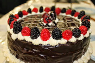 Photo: Mocha Marscapone Cream Cake