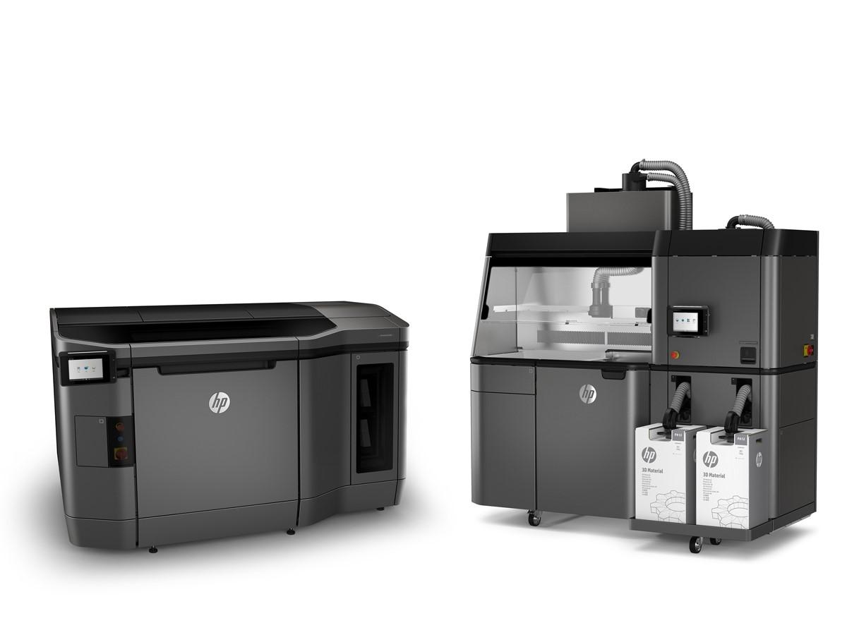 Многофункциональный принтер HP Jet Fusion вызвал значительный интерес, как в мире производства добавок, так и за его пределами.