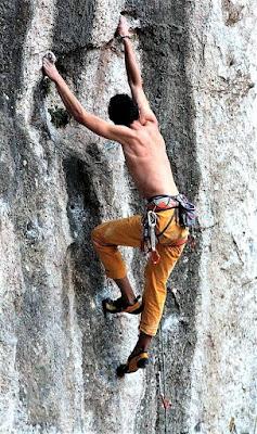 """""""Sfidare"""" la roccia di pattylane"""
