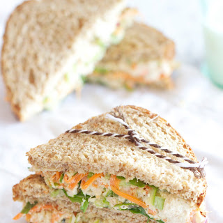 Chicken Salad Sandwiches Peas Recipes