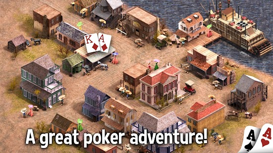 Governor of Poker 2 - OFFLINE POKER GAME Screenshot
