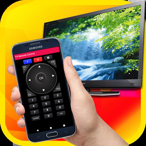 TV Remote Control – Smart TV