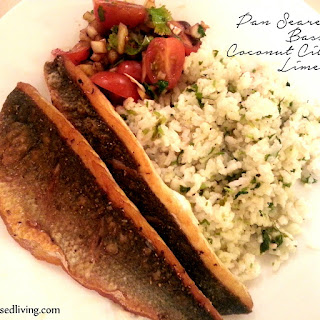 Sea Bass Lime Cilantro Recipes