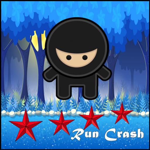 Ninja Hero Run Crash