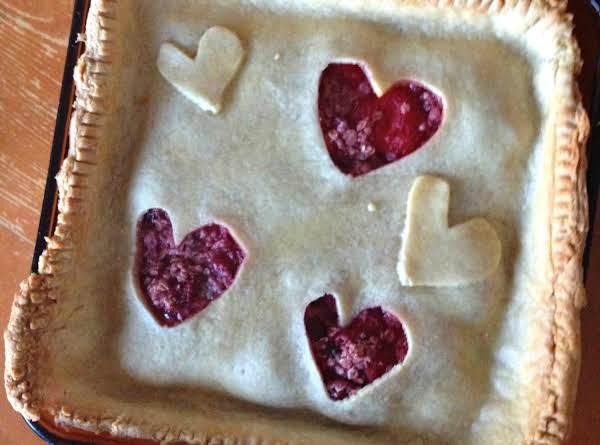 Strawberry Square Pie Recipe
