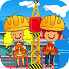 My Pretend Construction Workers - Little Builders APK
