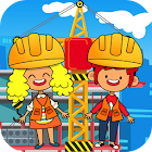My Pretend Construction Workers - Little Builders icon