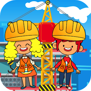 My Pretend Construction Workers - Little Builders for PC