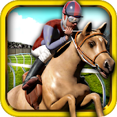 Horse Trail Riding Simulation