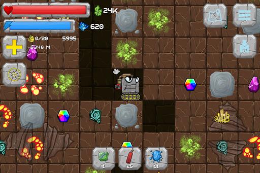 Digger Machine find minerals 1.9.4 screenshots 7