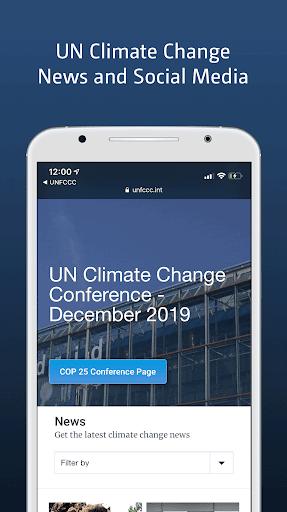 un climate change screenshot 3