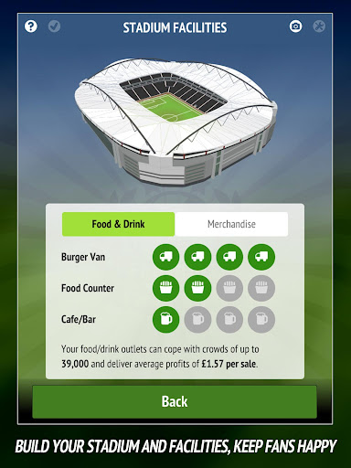 Football Chairman - Build a Soccer Empire 1.3.5 screenshots 8