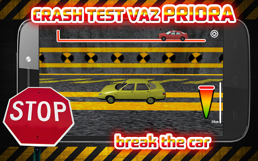 Crash Test VAZ Priora