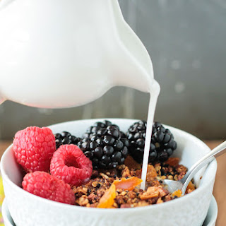 Crunchy Quinoa Breakfast Cereal Recipe
