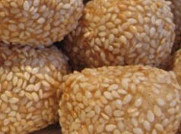 Dim Sum/sesame Balls Recipe