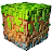 RealmCraft with Skins Export to Minecraft logo